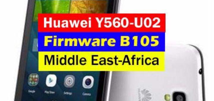 firmware huawei y560-u02